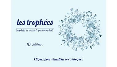 Mediaglass, spécialiste trophées en verre